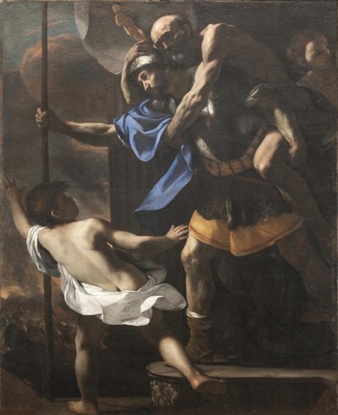 Mattia Preti – Fuga Da Troia