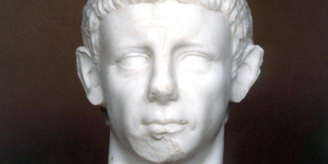 Ritratto di Claudio MC 2443 ÔÇô Musei Capitolini, Centrale Montemartini, Roma