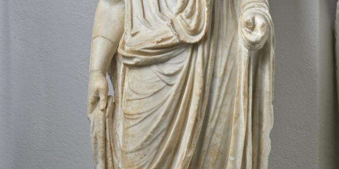 Statua di Claudia Ottavia, Museo dÔÇÖArte e Archeologia della Maremma, Grosseto