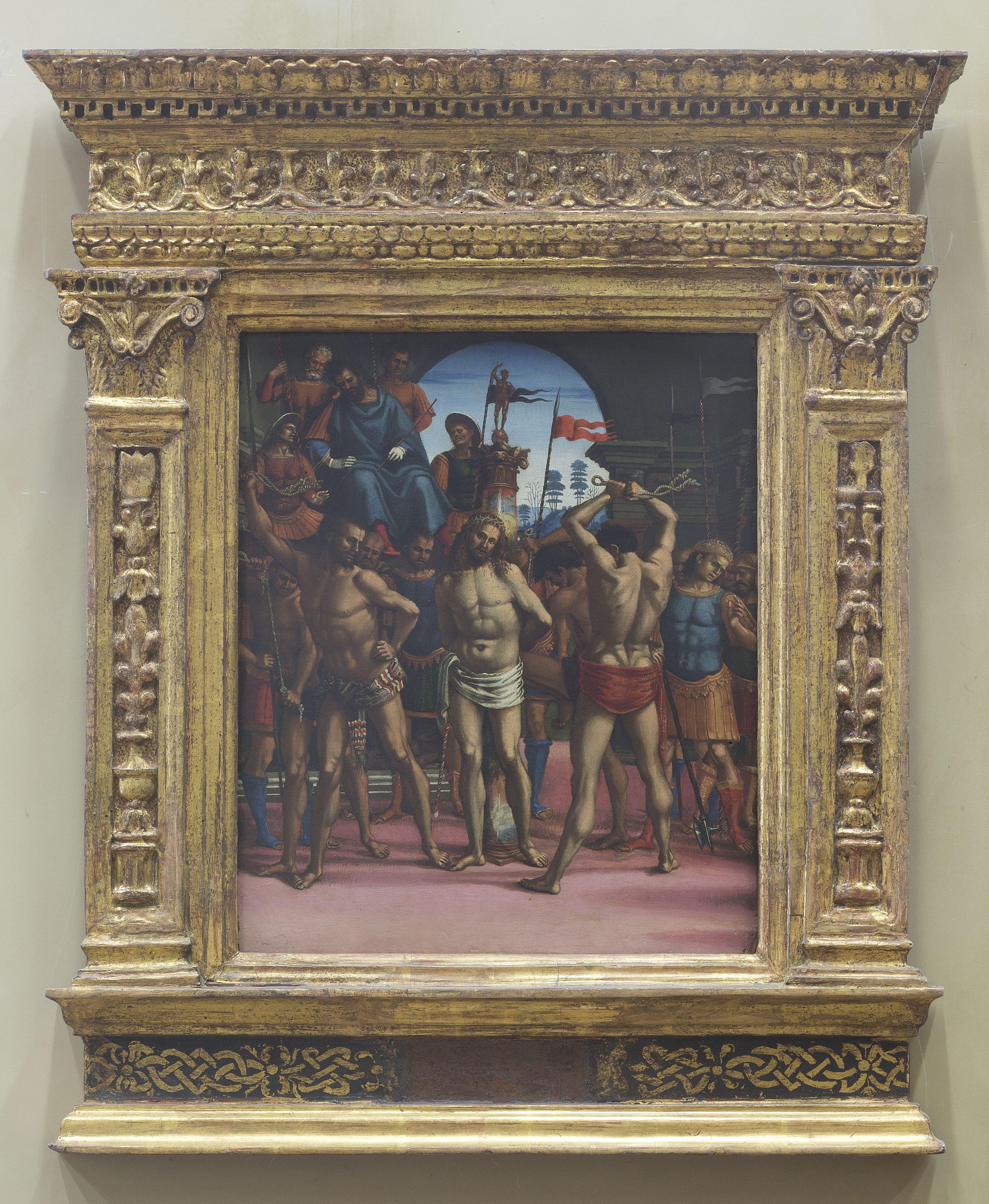 10_Galleria Franchetti_Flagellazione