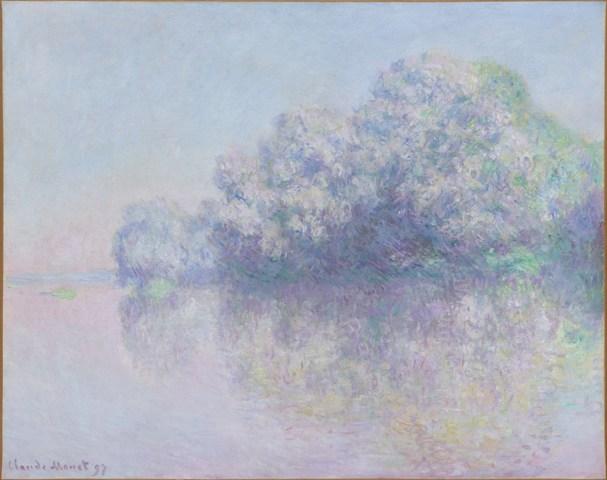 Claude Monet – L'ile aux Orties, 1897