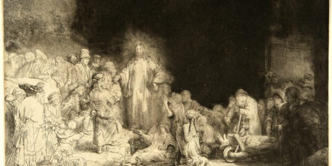 Rembrandt – 100 fiorini