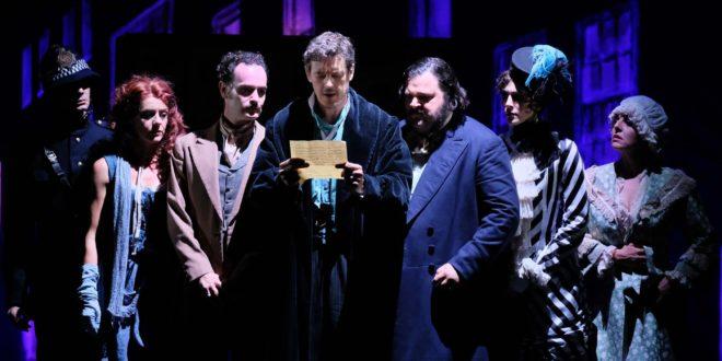 Conan Doyle indaga sui delitti di Whitechapel