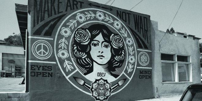Shepard Fairey, Baller Mural FNL