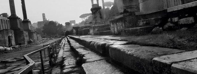 L'identità del Mediterraneo negli scorci delle antiche rovine