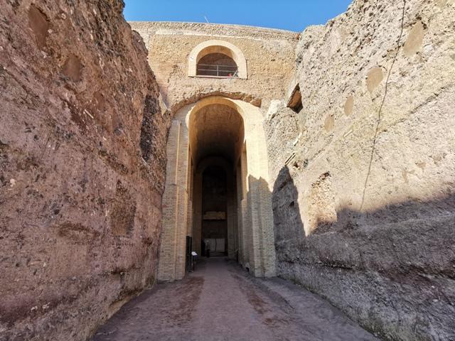 Mausoleo di Augusto – dromos