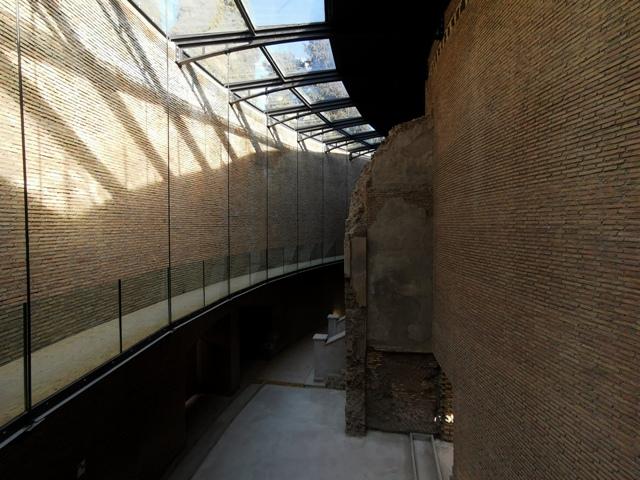 Mausoleo di Augusto – nuove passerelle