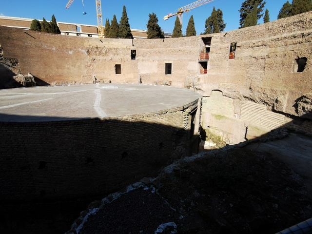 Mausoleo di Augusto – panoramica