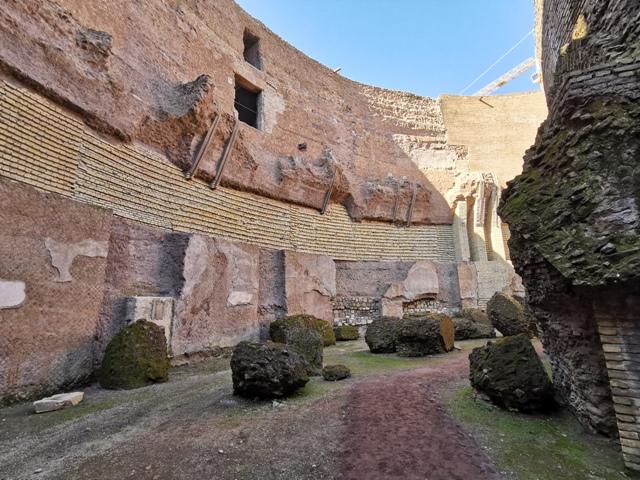 Mausoleo di Augusto – particolare