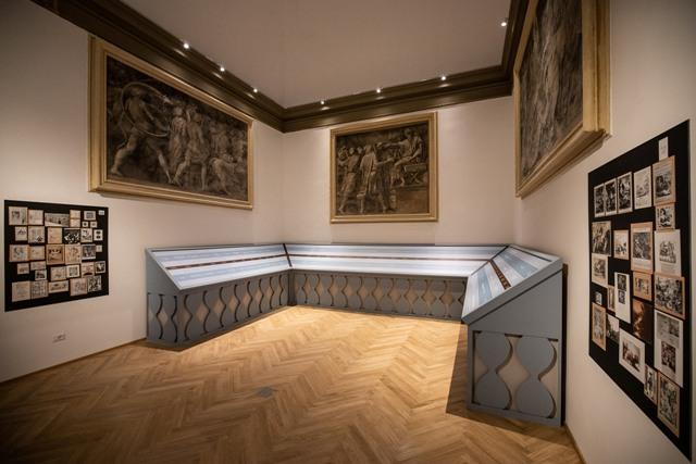 Mostra Tempo Barocco Allestimento Foto Alberto Novelli 34