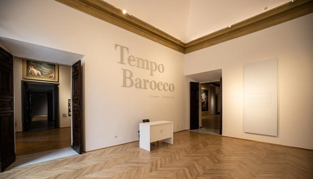 Mostra Tempo Barocco Allestimento Foto Alberto Novelli 36