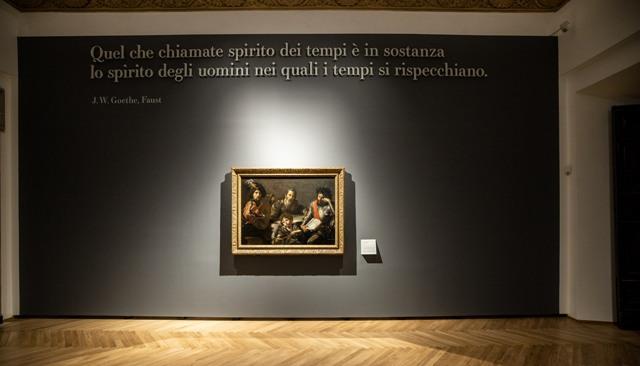 Mostra Tempo Barocco Allestimento Foto Alberto Novelli 7